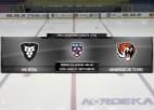 Video: Jaunatnes hokeja līga: HK Rīga - Amurskije Tigri. Spēles ieraksts