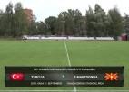 Video: LFF Federācijas kauss: Turcija U17 - Ziemeļmaķedonija U17. Spēles ieraksts