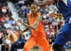 """Laksas kolēģe ieved """"Sun"""" pirmajā WNBA finālā kopš 2005. gada"""