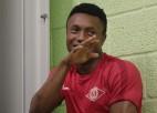 """Video: Futbolbumbas: """"""""Spartaka"""" afrikāņu sadzīve kazarmās Kauguros"""""""