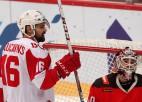"""Daugaviņam 1+1, Kalniņam 27/28, pārtrūkst Znaroka trenētā """"Spartak"""" sešu uzvaru sērija"""