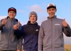 """Latvijas junioriem 19. vieta Eiropas Nāciju kausā, godalgotas vietas """"Coupe de l'Avenir"""""""