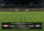 Video: UEFA 2021.gada Eiropas čempionāta kvalifikācijas spēle: Latvija - Islande