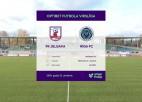 Video: FK Jelgava - Riga FC Optibet futbola Virslīga. Spēles ieraksts