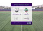 Video: Optibet futbola virslīga: BFC Daugavpils - FK Liepāja. Spēles ieraksts.