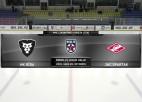 Video: MHL: HK Rīga - JHC Spartak. Spēles ieraksts