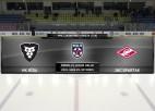 Video: HK Rīga - JHC Spartak MHL. Spēles ieraksts