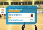 Video: Credit24 Meistarlīga volejbolā: OC Limbaži/MSĢ - RTU/Robežsardze. Spēles ieraksts