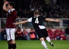 """""""Juventus"""" turpina dominēt derbijā, Lukaku glābj """"Inter"""", """"Roma"""" uzvar """"Napoli"""""""