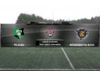Video: Komanda.lv 1.līga futbolā: FK Auda - Rēzeknes FA/BJSS. Spēles ieraksts