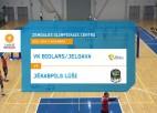 Video: VL Biolars/Jelgava - Jēkabpils lūši Credit24 Meistarlīga volejbolā. Spēles ieraksts