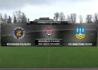 Video: komanda.lv 1.līga futbolā: Rēzeknes FA/BJSS - FK Smiltene/BJSS. Pilnas spēles ieraksts.