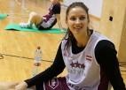 """Kristīne Vītola: """"Mārtiņš Gulbis ir korekts un prasīgs treneris"""""""