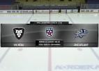 Video: MHL: HK Rīga - JHC Atlant. Spēles ieraksts