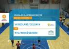 Video: VK Biolars/Jelgava - RTU/Robežsardze Credit24 Meistarlīga volejbolā. Spēles ieraksts