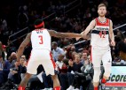 Video: Bertāns ar 18 punktiem uzlabo savu vidējo statistiku NBA