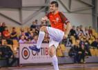 """""""Petrow"""" uzvar Dobelē, Latgales derbijā neizšķirts"""