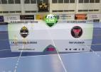 Video: Elvi florbola līga: LH.LV/Oxdog Ulbroka - FBK Valmiera. Spēles ieraksts