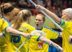 Šveicietes atspēlējas, taču papildlaikā titulu izcīna Zviedrija