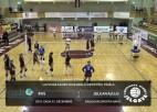 Video: LK volejbolā sievietēm, fināls: RVS - Jelgava/LLU. Spēles ieraksts