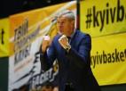 """Bagatskis pie """"Kyiv Basket"""" stūres izcīna ceturto uzvaru pēc kārtas"""
