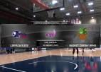 Video: EWBL; Liepāja/LSSS - Žabiny Brno, spēles ieraksts