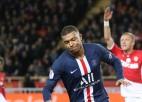"""""""Monaco"""" audzēkņi Mbapē un Kurzavā nokārto PSG graujošu uzvaru pār savu bijušo klubu"""