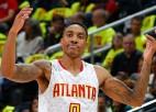 """""""Timberwolves"""" un """"Hawks"""" veic maiņas darījumu:  Tīgs atgriežas savā pirmajā klubā"""