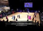 Video: Latvijas valsts čempionāts desmit dejās. Dienas daļas ieraksts.