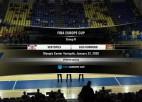 Video: Ventspils - Egis Kormend FIBA Europe Cup. Spēles ieraksts