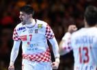 Horvātija trillerī pieveic Norvēģiju un EČ finālā spēlēs pret Spāniju