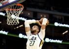 Porziņģis viesos pie NBA <i>karstākās</i> komandas, Kurucs – pie novājinātās Detroitas