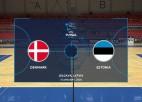 Video: Dānija - Igaunija 2022. gada UEFA Telpu futbola EČ kvalifikācija. Spēles ieraksts
