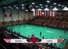 Video: 2020. gada Pasaules čempionāta kvalifikācija florbolā vīriešiem, Latvija - Austrija