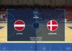 Video: Latvija - Dānija 2022. gada UEFA Telpu futbola EČ kvalifikācija. Spēles ieraksts