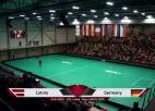Video: 2020. gada Pasaules čempionāta kvalifikācija florbolā vīriešiem, Latvija - Vācija