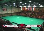 Video: PČ kvalifikācija florbolā: Čehija - Latvija. Spēles ieraksts
