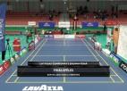 Video: Latvijas čempionāts badmintonā. Sacensību ieraksts