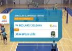 Video: Credit24 Meistarlīga volejbolā: VK Biolars/Jelgava - Jēkabpils lūši. Spēles ieraksts