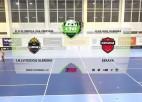Video: Elvi florbola līga: LH.LV/Oxdog Ulbroka - Ķekava. Spēles ieraksts
