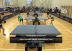 Video: Rīgas Domes kausa izcīņa galda tenisā jauniešiem. Sacensību ieraksts