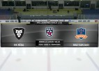 Video: HK Rīga - SKA-Varjagi MHL. Spēles ieraksts