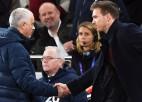 """""""Leipzig"""" treneris raksta ČL vēsturi, Morinju pēc zaudējuma rokas nenolaiž"""