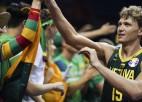 Bulgāri bez Vezenkova viesosies pie Grieķijas, Lietuva sāks Beļģijā