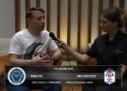 Video: FNL kauss futbolā: Riga FC - SKA Rostov. Spēles ieraksts