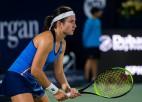 Sevastova Dohā sacentīsies ar Igaunijas tenisa līderi Kontaveitu