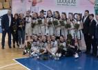 """Video: """"Liepāja/LSSS"""" Douglas BBL sezonu noslēdz ar bronzas godalgām"""