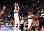 """Latvieši Amerikā: Bertāns uzņems """"Knicks"""", Porziņģim un Bļugeram izbraukuma spēles"""