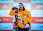 Zvejnieks Somijā iegūst Baltijas kausu paralēlajā slalomā