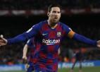 Futbolistu ienākumi: Mesi, Ronaldu un Neimārs gaismas gadu attālumā no pārējiem